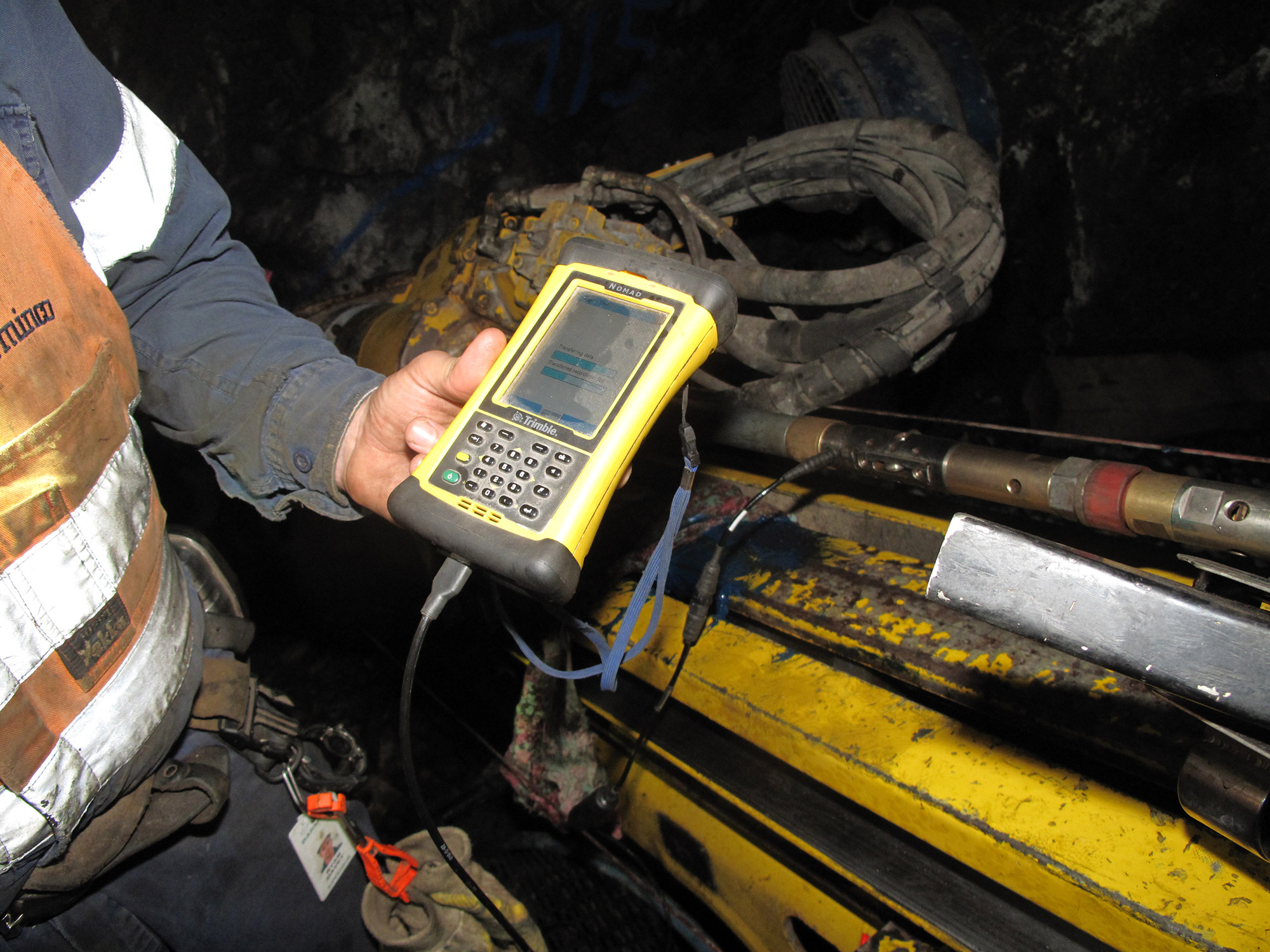 DeviFlex RAPID Underground PDA